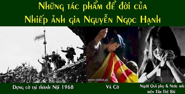 Kết quả hình ảnh cho Nguyễn Ngọc Hạnh Nhiếp Ảnh Gia photos